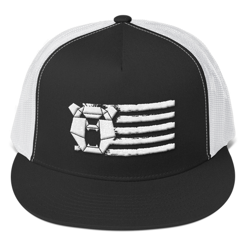 [ Buy Unique Clothing For Men And Women] - CalSwag Sway Trucker Cap
