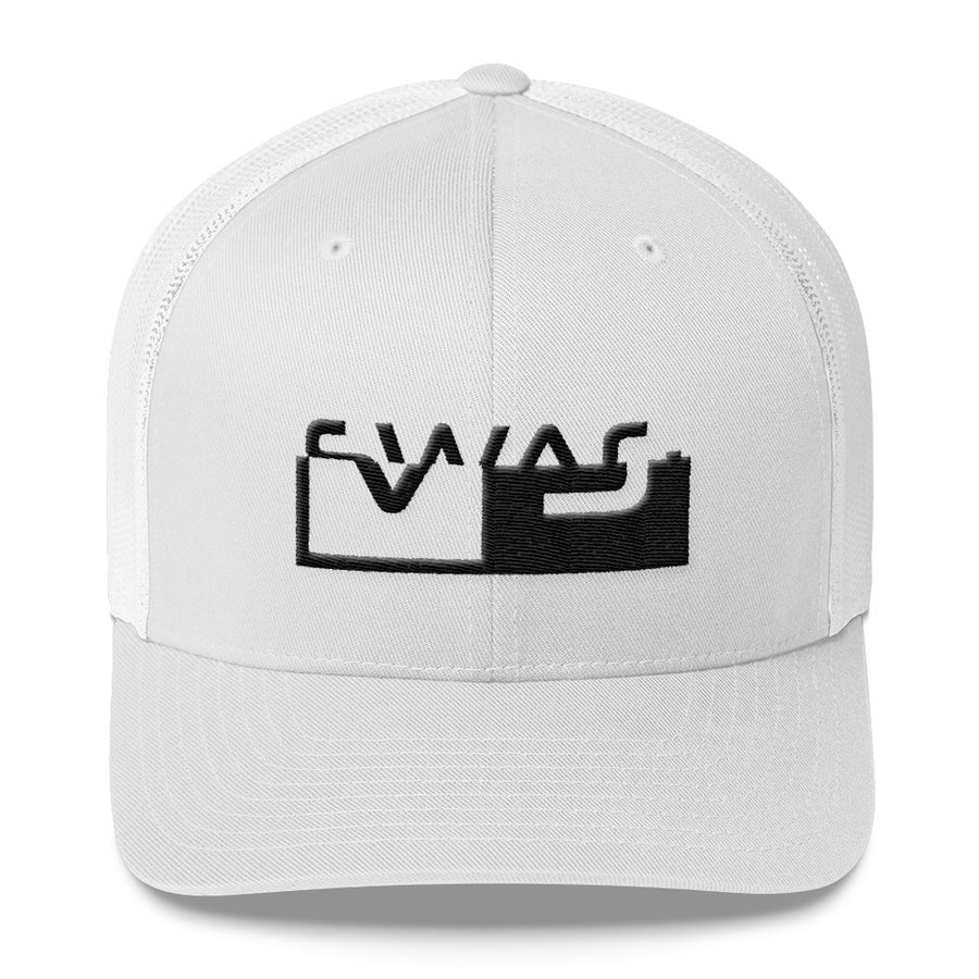 REVERSE TRUCKER CAP - CalSwag|Limited