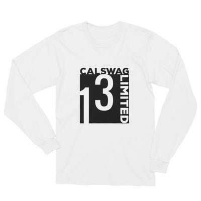 LIMITED LONG SLEEVE T-SHIRT - CalSwag|Limited
