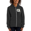 FLOW ZIP-UP HOODIE SWEATER - CalSwag|Limited