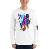 ARTIST SPECIAL - STROKES LONG SLEEVE T-SHIRT - CalSwag|Limited
