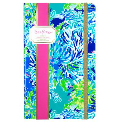 Lilly Pulitzer Journal | Wade and Sea