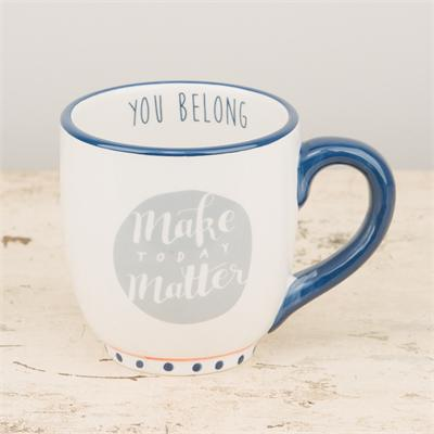 Make Today Matter Jumbo Mug