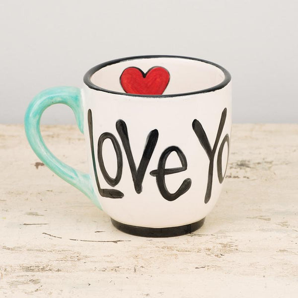 Glory Haus/Love You More Mug