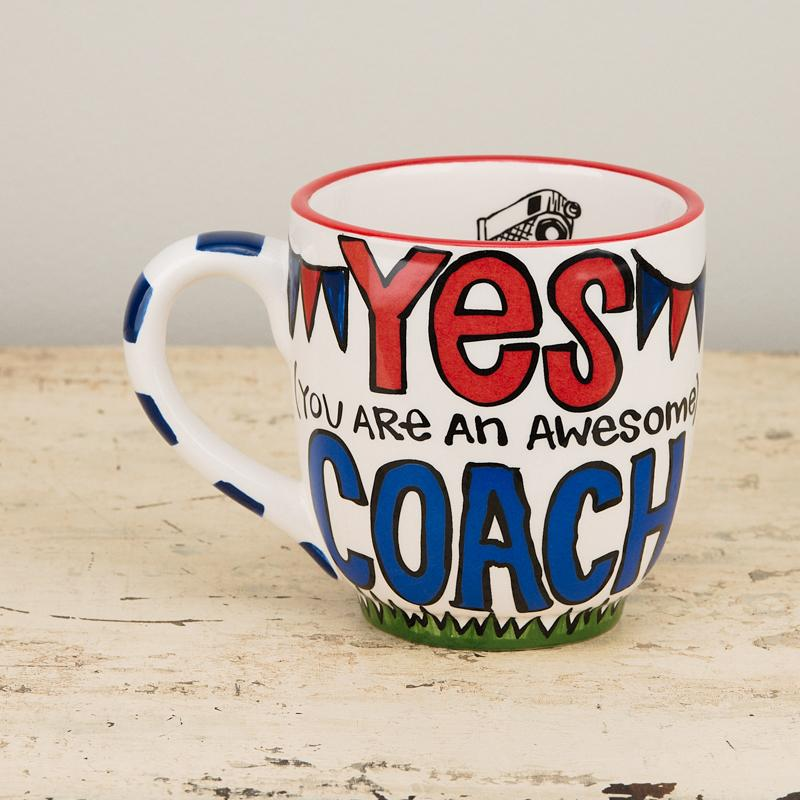 Glory Haus/Awesome Coach Mug
