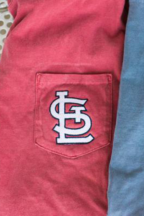St. Louis Cardinals Comfort Colors Shirt