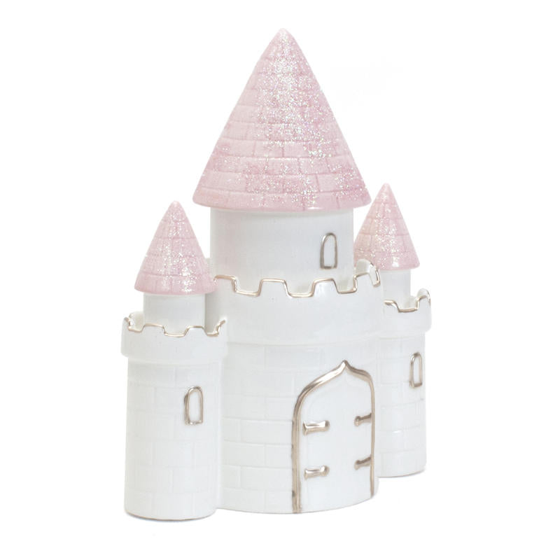 Chloe's Dream Big Castle Bank by Child to Cherish