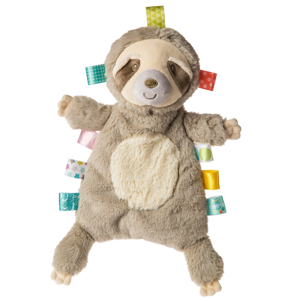 "Mary Meyer Taggies Molasses Sloth Lovey 11"" 40245"