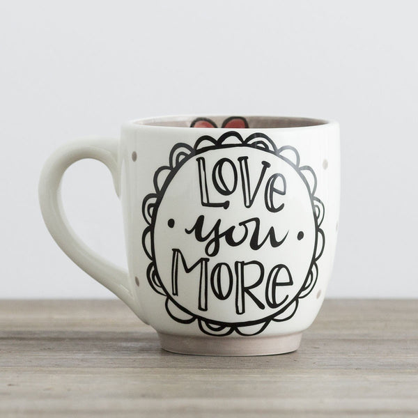 Glory Haus/Love You More Than You'll Ever Know Mug