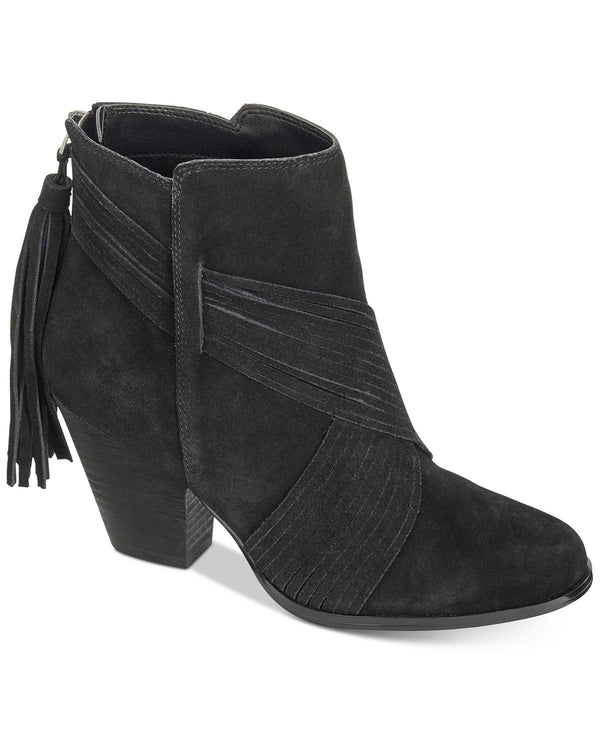Exceed Booties/Black