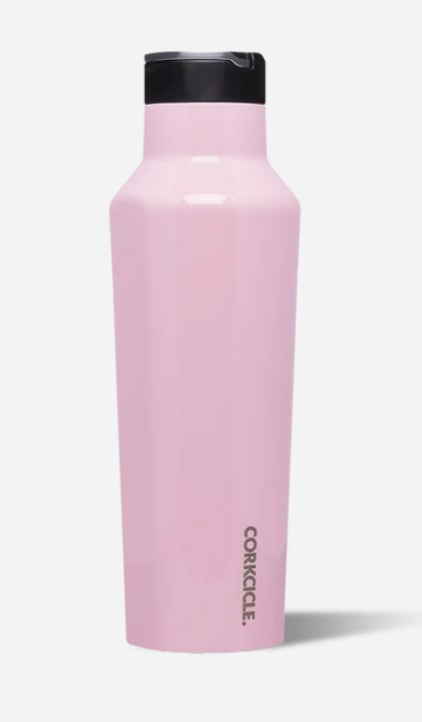 Corkcicle Sport Canteen 20 Oz Rose Quartz