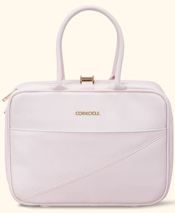 Corkcicle Baldwin Boxer Lunch Bag Rose Quartz