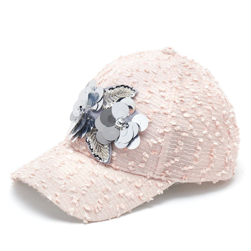 Coco + Carmen Embellished Coco Baseball Hat