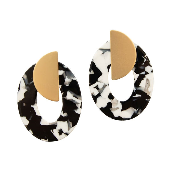 Michelle McDowell Emporia Acrylic Earrings