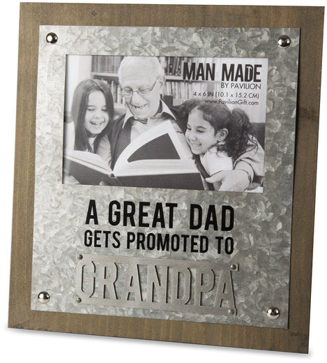 La Boutique Grandpa Frame Grandpa Frame 4x6 Photo by Pavilion Gift