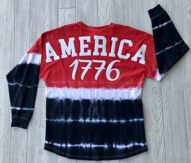 J. America 1776 Tee Darling Custom Designs