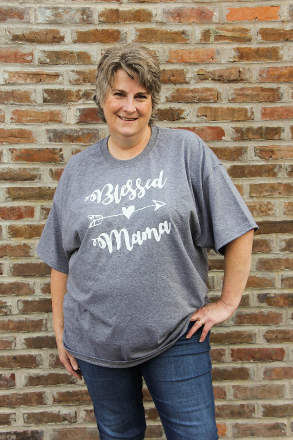 Blessed Mama Shirt Darling Custom Designs