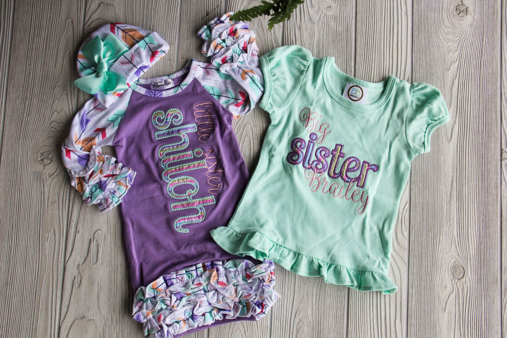 Sister Shirt & Gown Set