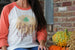 Happy Fall Pumpkin Baseball Tee