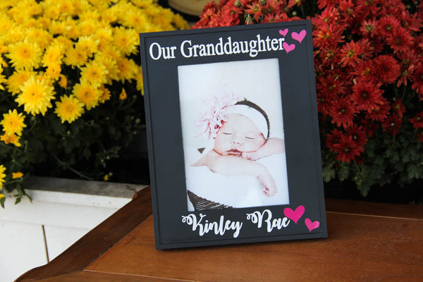 Granddaughter Picture Frame Darling Custom Designs