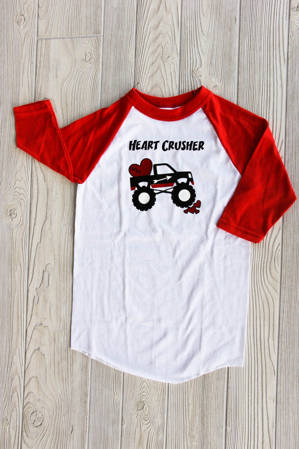 Boy's Valentine Shirt