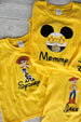 Toy Story Inspired Family Shirt Set