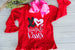 Girls Valentine Shirt - XO's Hugs & Kisses