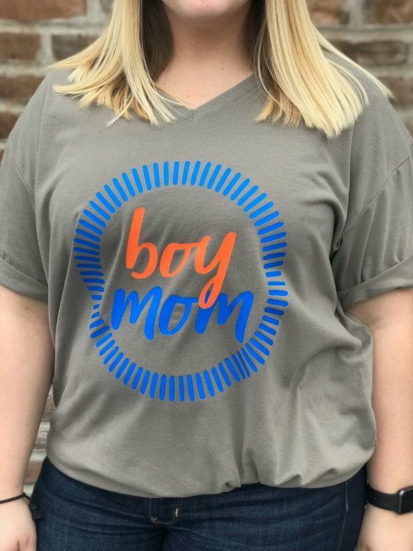 Boy Mom Shirt - Mother's Day Shirt
