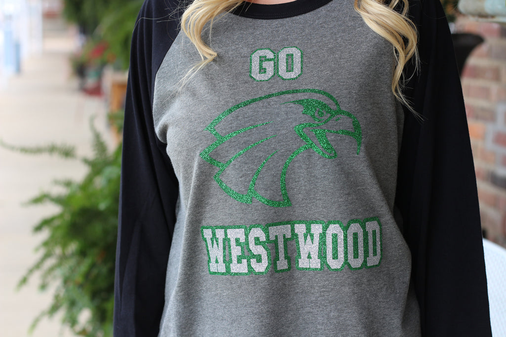 Westwood Eagles Team Spirit Shirt - Homecoming Shirt