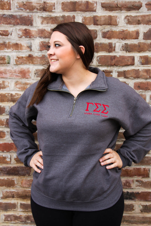 Sorority Quarter Zip