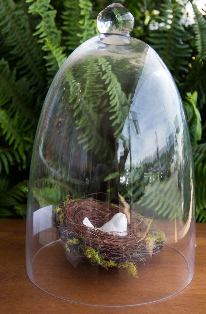 Mud Pie Woodland Cloche Set