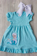 Darling Custom Designs Elsa Dress