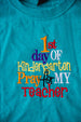 First Day of Kindergarten Tee