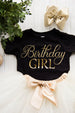 Birthday Girl Shirt - Mommy & Me Shirt Set