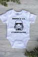 Star Wars Inspired Onesies