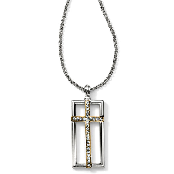 Crosses of the World Holy Cross Necklace by Brighton Collectibles