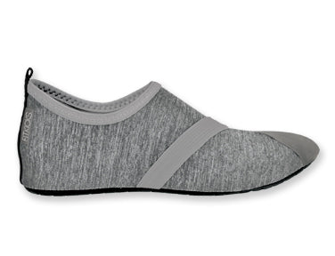 Fitkicks Heathered Gray