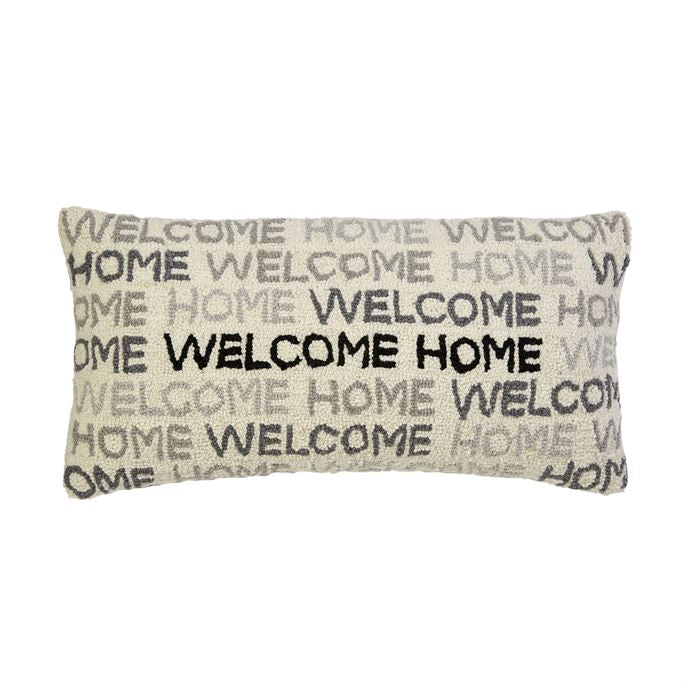 Mud Pie Welcome Home Pillow