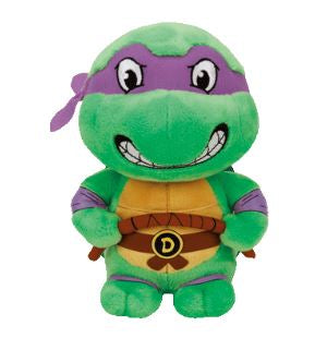 Ty Beanie Baby Teenage Mutant Ninja Turtles Donatello by Ty Inc