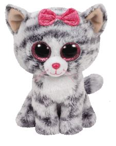 Ty Beanie Boos Cat Kiki by Ty Inc