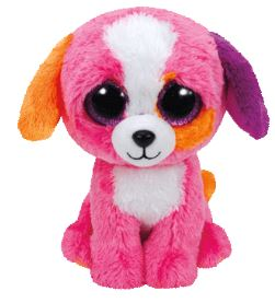 Ty Beanie Boos Dog Precious by Ty Inc
