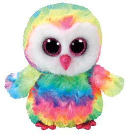 Ty Beanie Boos Owl Owen by Ty Inc