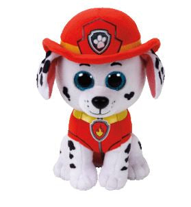 Ty Beanie Boos Paw Patrol by Ty Inc Marshall The Dalmation
