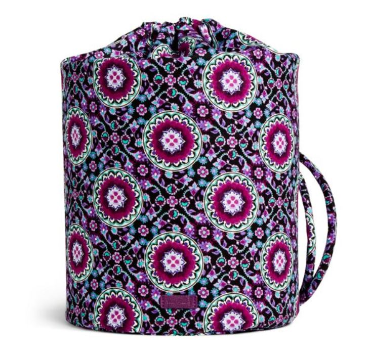 Iconic Ditty Bag by Vera Bradley