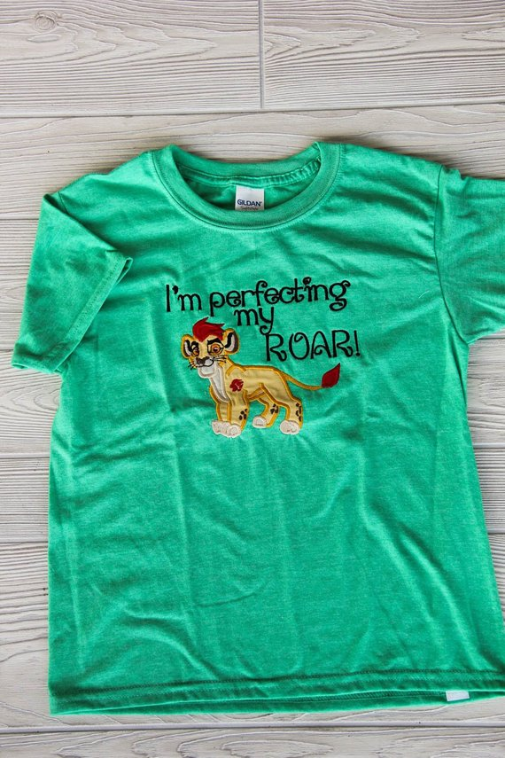 Lion King Disney Shirt - Boys Disney Shirt