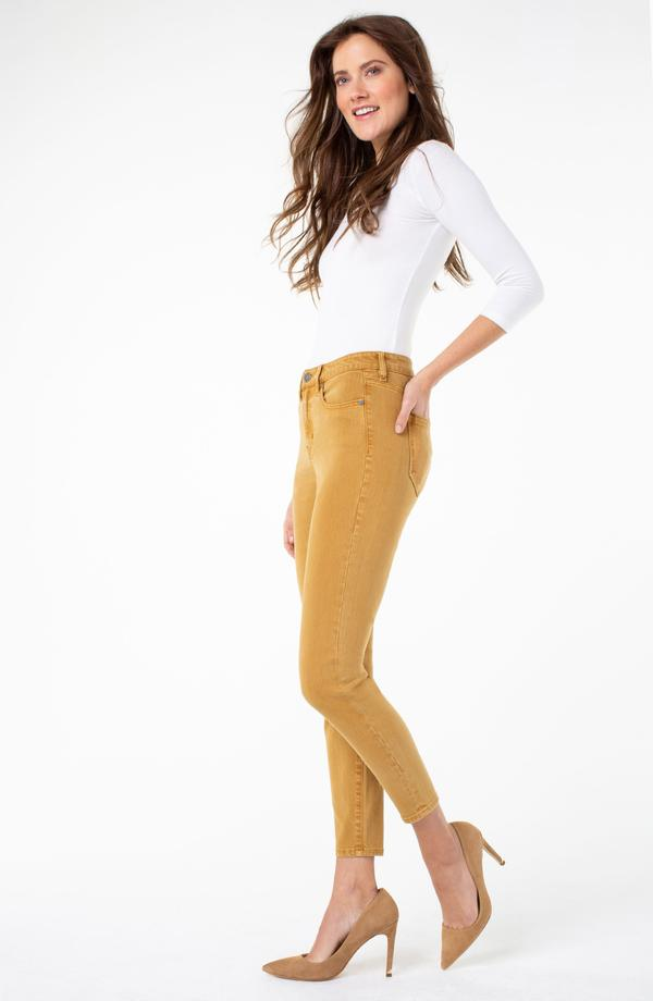 Liverpool Abby Hi-Rise Ankle Skinny Jeans Pants