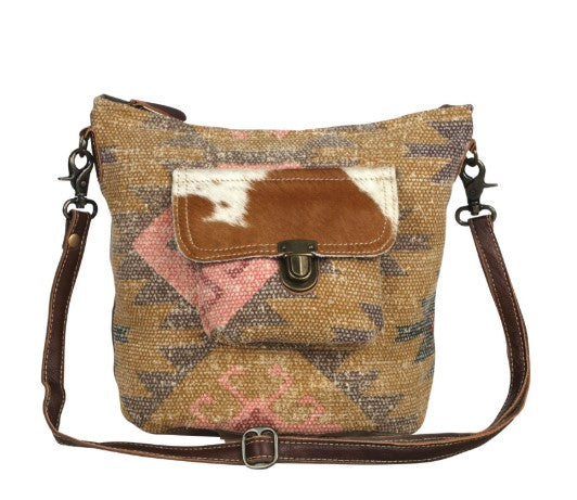 Myra Bag Ruffled Shoulder Bag