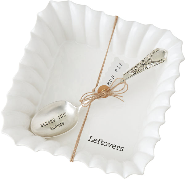 Leftovers Dish Set