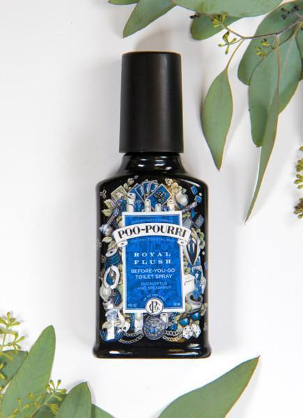 Poo-Pourri | Royal Flush