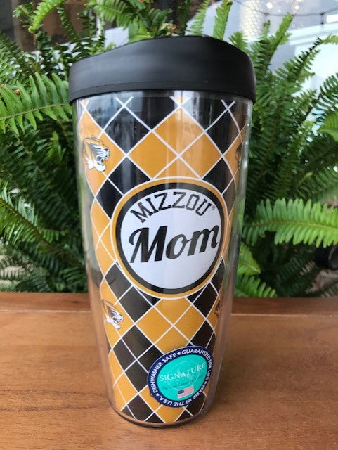 Signature Tumblers Super Traveler Mizzou Mom 08-COL-MIZ-CL1